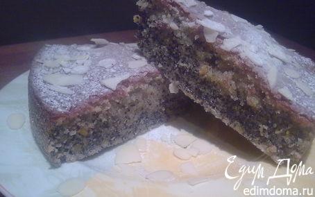 """Рецепт Апельсиновый пирог с маком """" Orange Spring"""""""