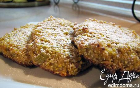 Рецепт Лепешки-печенюшки из кукурузной крупы и не только.