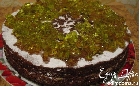 Рецепт Торт с черносливом