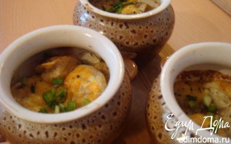 Рецепт Пельмени домашние вкусно-духовые