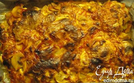 Рецепт Мясо по - французски