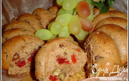 Рецепт Постный кекс на отваре из яблок