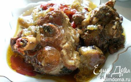 Рецепт Хашлама (приготовлено руками моего мужа)