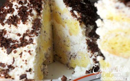 Рецепт Сметанно-творожный десерт