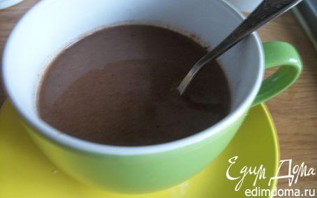 """Рецепт Горячий шоколад """"наивкуснейший"""""""