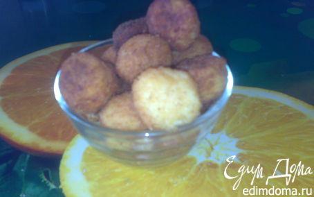 Рецепт Картофельно-сырные шарики