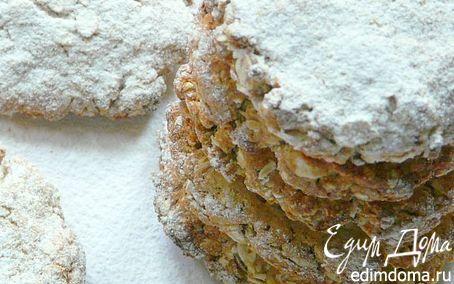 Рецепт Детское печенье на завтрак