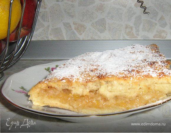 Пирог-признание «Буду мужем»