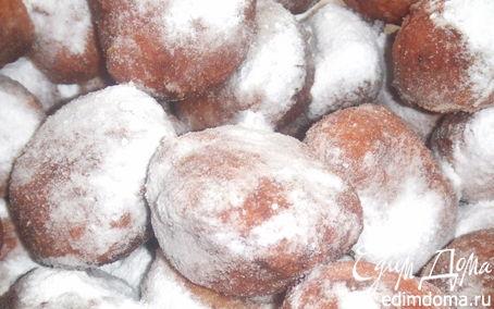 Рецепт Пончики творожные и пончики на сгущёнке