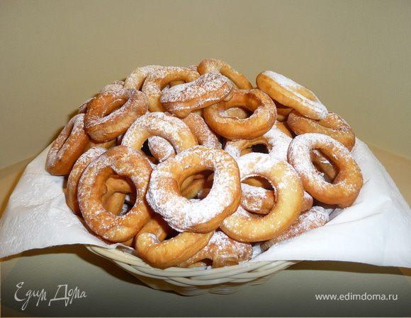 Московские пончики рецепт с фото