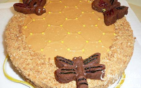 Рецепт – Медовый торт