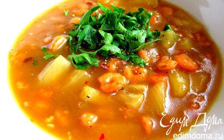 Рецепт креветки в кисло-сладком соусе