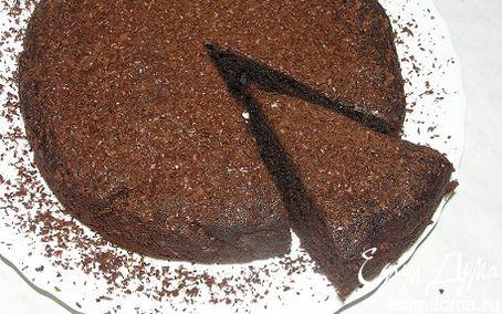 Рецепт Шоколадный кекс с кабачками