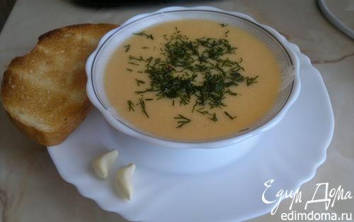 Рецепт куриный крем-суп