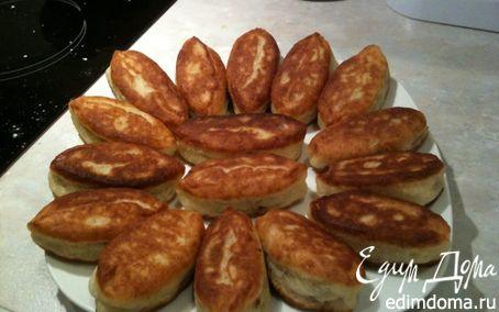 Рецепт Универсальные творожные пирожки
