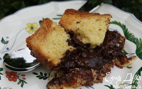 Рецепт Шоколадный десерт «Остатки сладки»