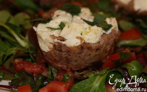 Рецепт Салат «Башенка»