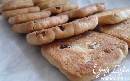 """Рецепт """"Залетти"""" - венецианское печенье."""