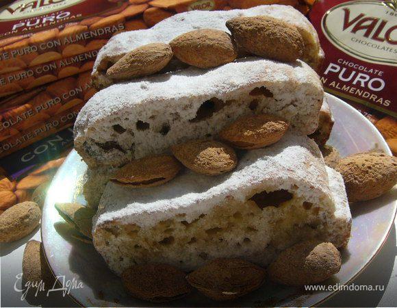 Кекс с миндалем (Torta di Mandorle)