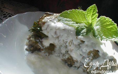 Рецепт Виноградная лазанья