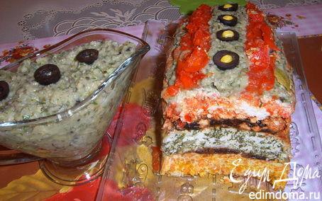 Рецепт Куриный торт