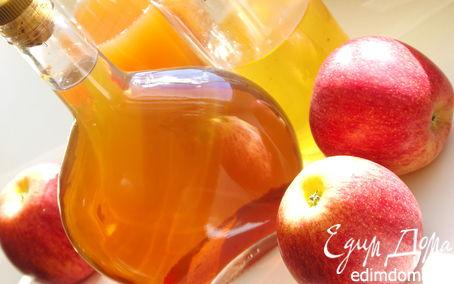 Рецепт Яблочный уксус.