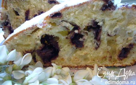 Рецепт Кейк с шоколадными капельками