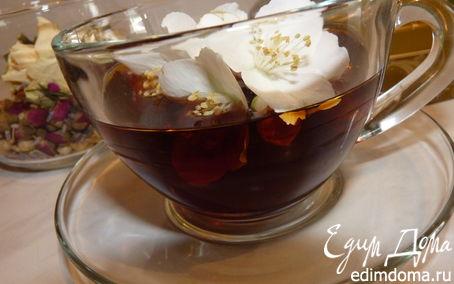 Рецепт Жасминовый чай
