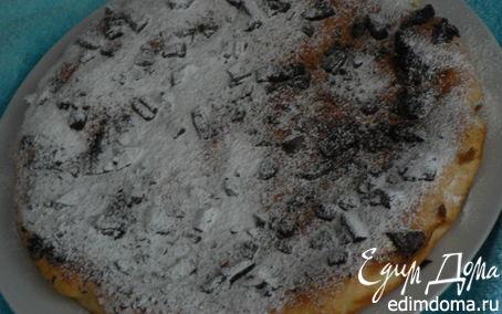 Рецепт Кокосово-шоколадный пирог