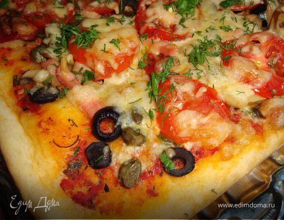 "Пицца ""Спасибо, Denis""!"