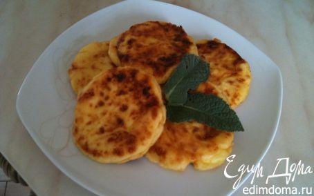 Рецепт Очень нежные сырники