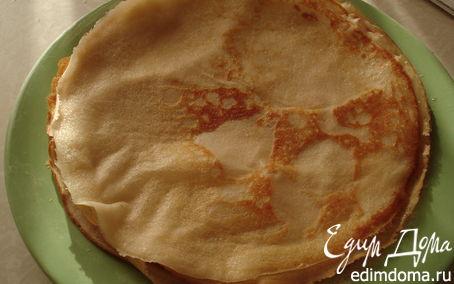 Рецепт Ажурные блинчики на кефире