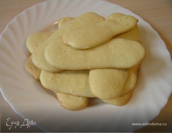 Буше-бисквиты для Тирамису