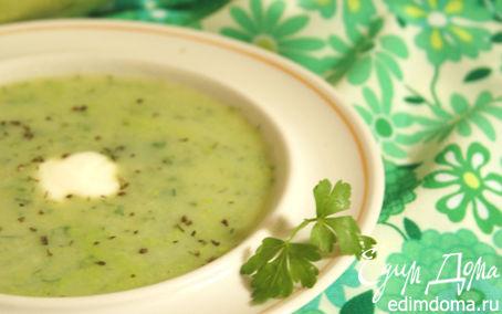 Кабачковый суп-пюре | Кулинарные рецепты от «Едим