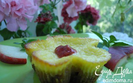 Рецепт Мини-чизкейки или творожные пирожные