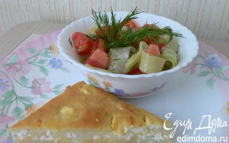 Рецепт Сырное лакомство или Тиропита