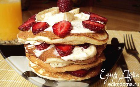 Рецепт Панкейки (Puncake)