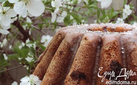 Рецепт Пряный кекс с вишнями
