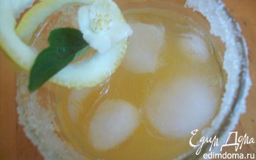 """Рецепт Холодный чай """"Апельсиновый жасмин"""""""