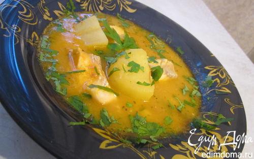 Рецепт Французский рыбный суп (обед во французском стиле № 1)