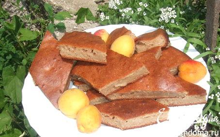 Рецепт ПОВИДЛЯК (пирог на повидле)