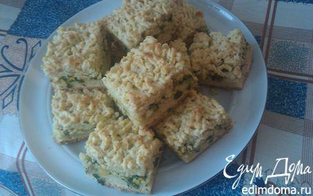 Рецепт Тертый пирог(вариант №2)