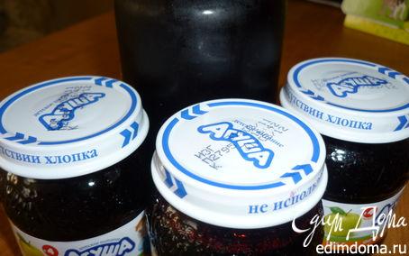 Рецепт Черничный джем.