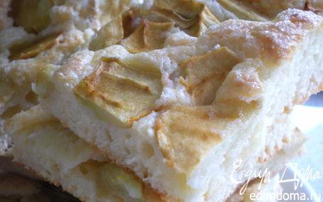Рецепт Пирог с яблоками