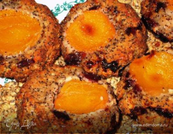 Овсяные печеньки и кексы
