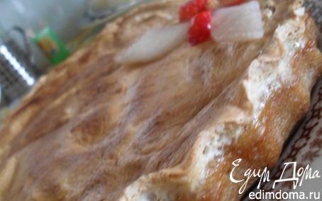 Рецепт Пирог с дыней.