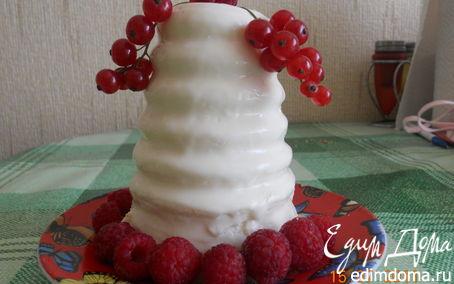 """Рецепт Десерт"""" Ягодная пирамидка"""""""