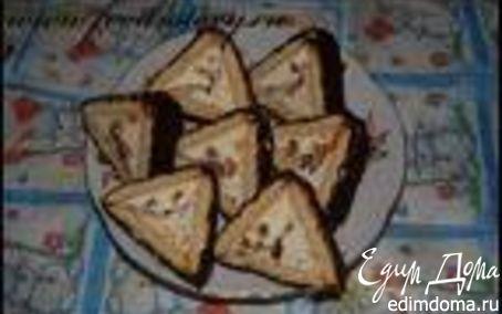 Рецепт пироженое из печенья с творогом