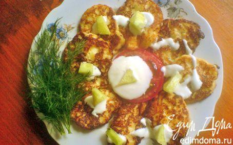Рецепт Сырные кнедлики по-австрийски