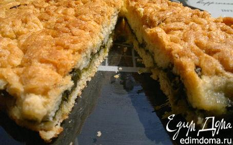 Рецепт Пирог с щавелем
